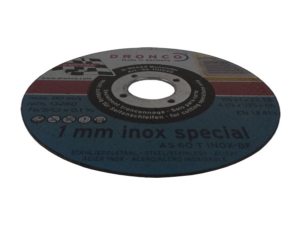 1MM Inox Cutting Disc